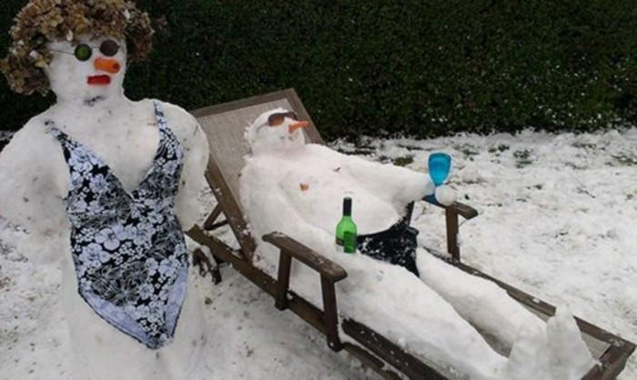 deco-noel-bonhomme-de-neige-comment-faire-un-bonhomme-amusement