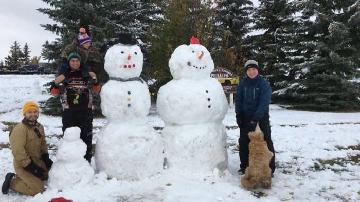 deco-noel-bonhomme-de-neige-comment-faire-un-bonhomme-toute-la-famille