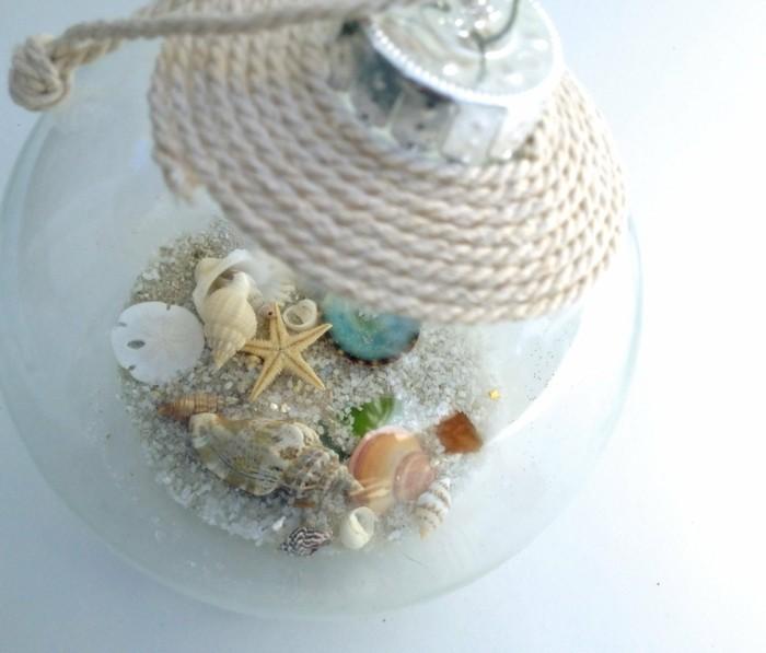 decoration-coquillage-mer-boule-de-noel-decorative-sable-mini-plage