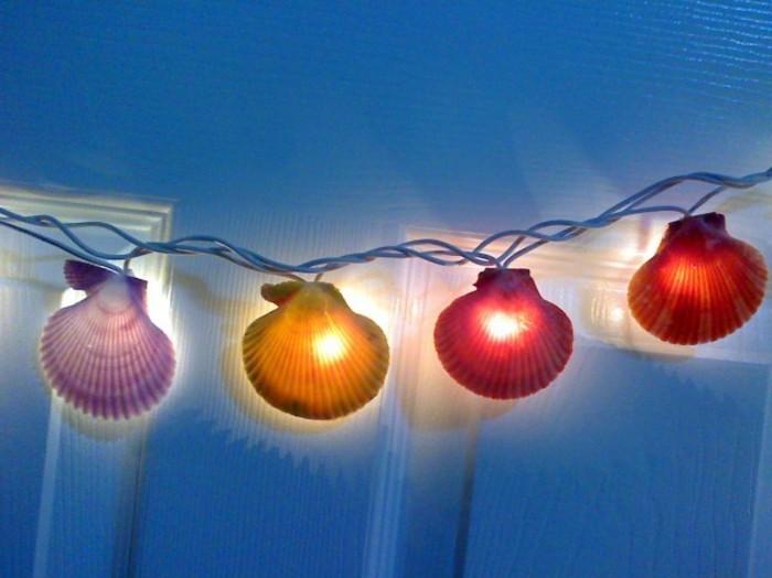 decoration-coquillage-mer-esprit-marin-guirlande-lumineuse