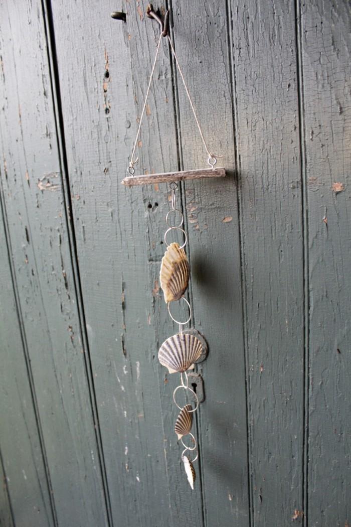 decoration-coquillage-mer-pendentif-porte-maison-dete