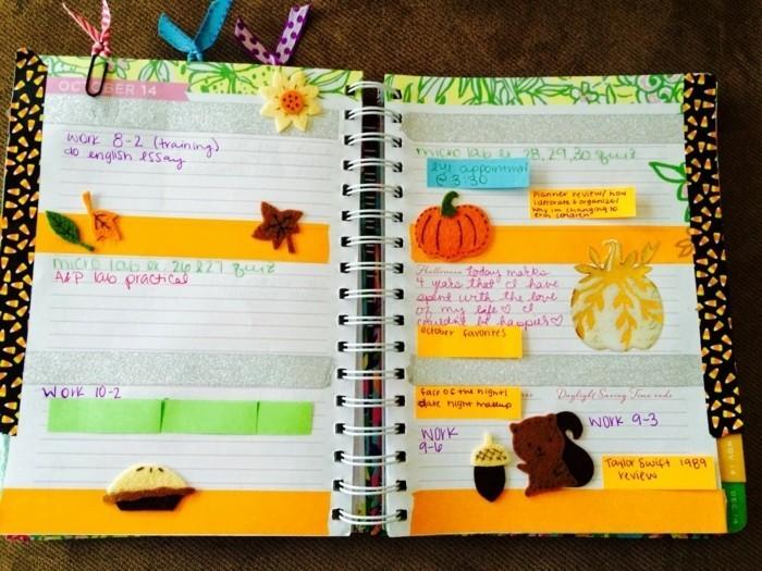 decoration-saiosnniere-pour-votre-planner-un-agenda-accessoires-decoratif-scrapbooking