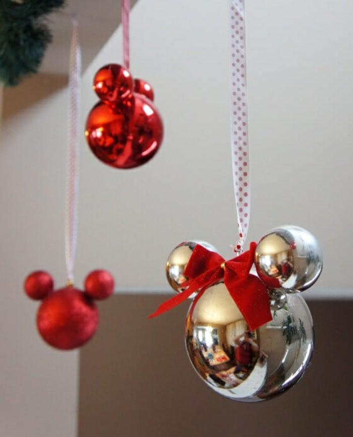 decoration-sapin-noel-sapin-de-noel-decore-diy-mickey-boules