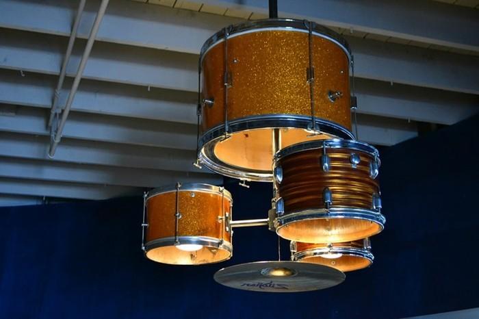 Fabriquer un abat jour pour mieux clairer son int rieur 70 id es top - Fabriquer suspension luminaire ...