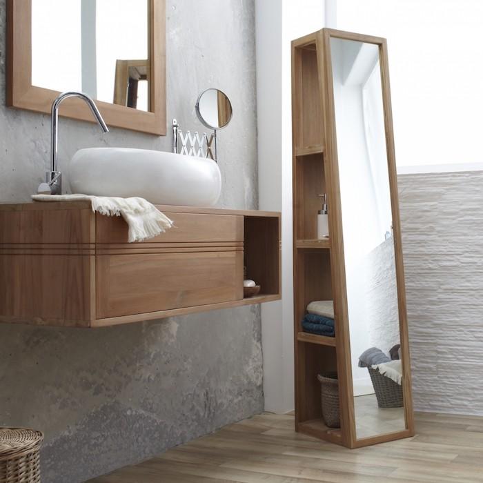 etagere-de-salle-de-bain-colonne-rangement-meuble-wc-en-bois
