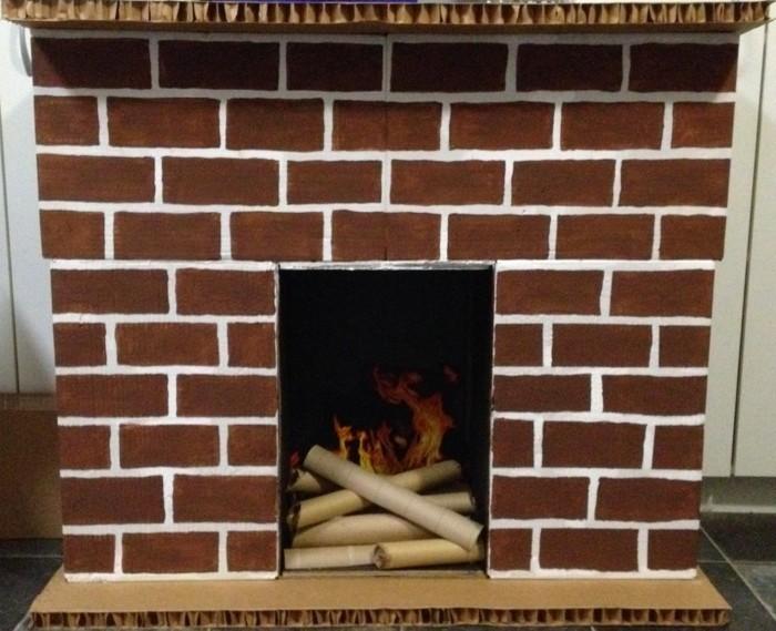 encadrement-cheminee-simple-en-carton