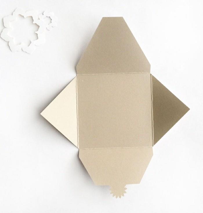 Les meilleures id es pour fabriquer une enveloppe charmante soi m me - Origami facile a faire ...