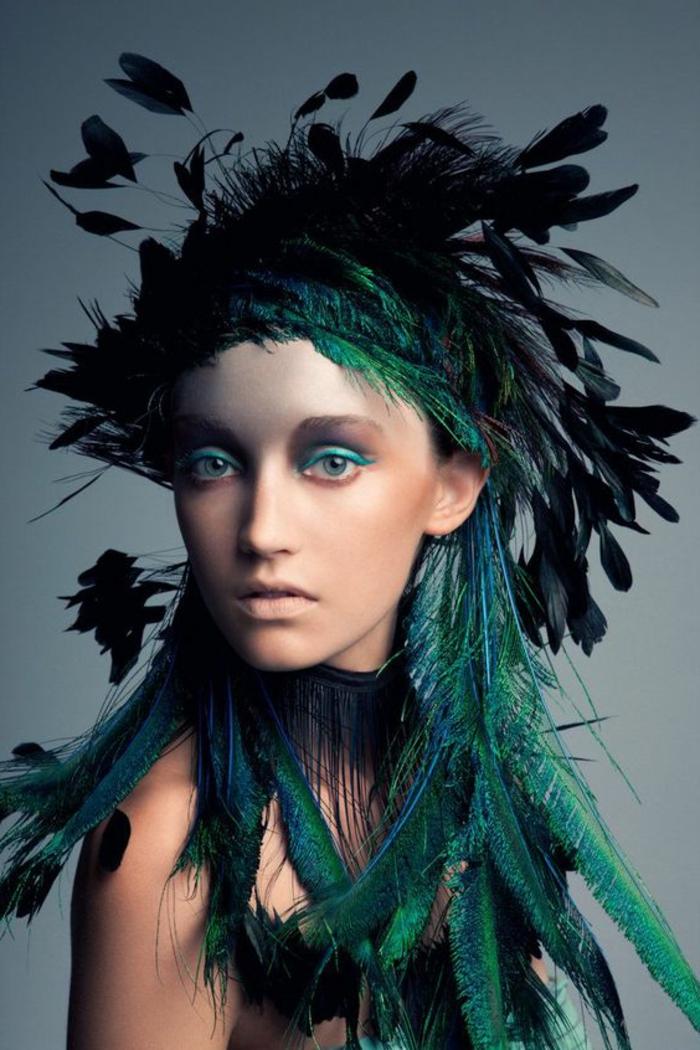 extension-plume-en-noir-et-vert