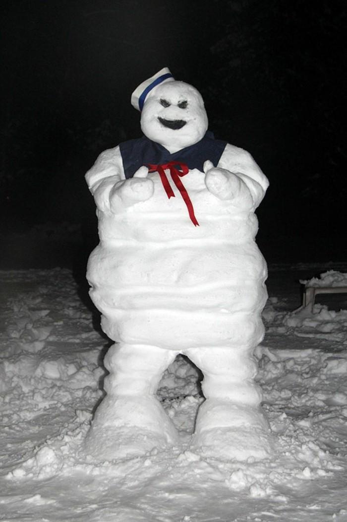 faire un bonhomme de neige inspirez vous pour cr er le meilleur. Black Bedroom Furniture Sets. Home Design Ideas