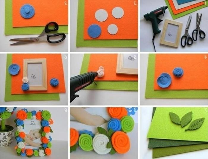 Fabriquer un cadre photo  60 idées pour un objet à valeur