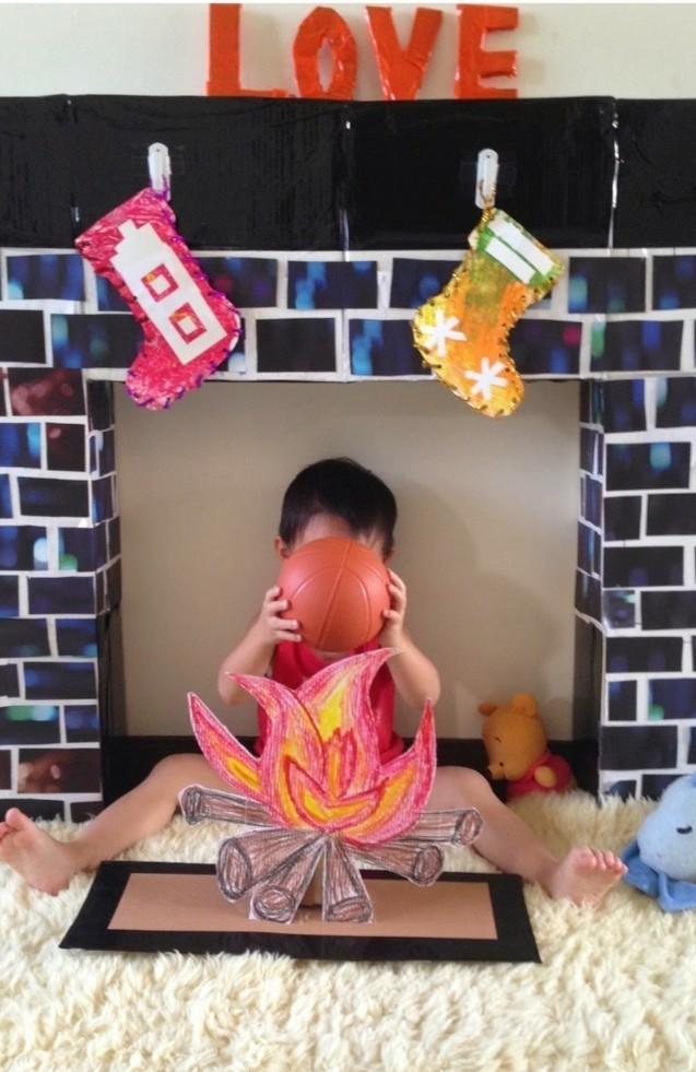 fausse-cheminee-enfant-jeu-inspiration-feu-en-papier