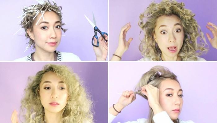friser-ses-cheveux-avec-pailles-technique-originale