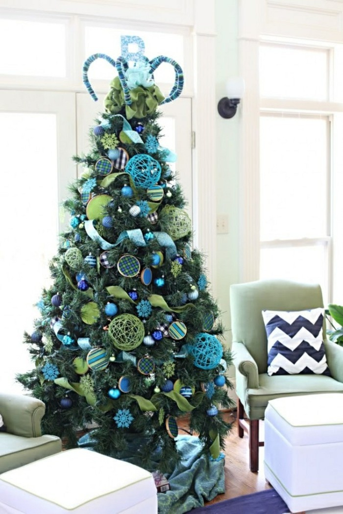 80 Most Beautiful Christmas Tree Decoration Ideas Techblogstop - Best Gift Great Craft