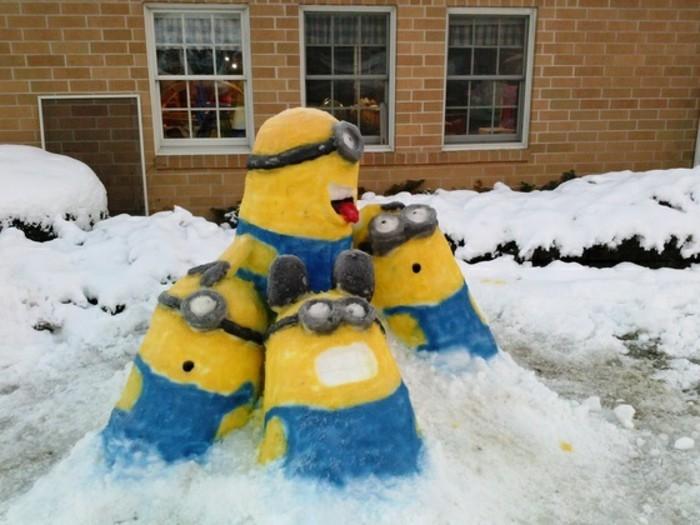 Faire un bonhomme de neige inspirez vous pour cr er le meilleur - Comment faire un bonhomme ...