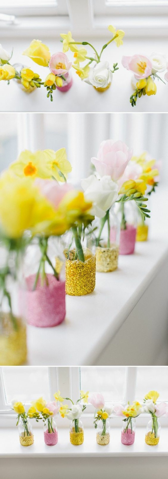 Petit Centre De Table A Faire Soi Meme nos suggestions pour réaliser un vase soliflore original et