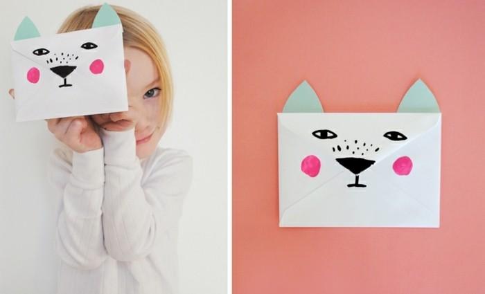 idee-comment-personnaliser-une-enveloppe-enfant-idee-pour-fabriquer-une-enveloppe-et-la-decorer-comme-un-animal