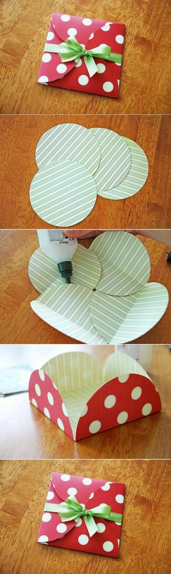 idee-pour-fabriquer-une-eveloppe-avec-des-ronds-de-papier-colles-et-plies