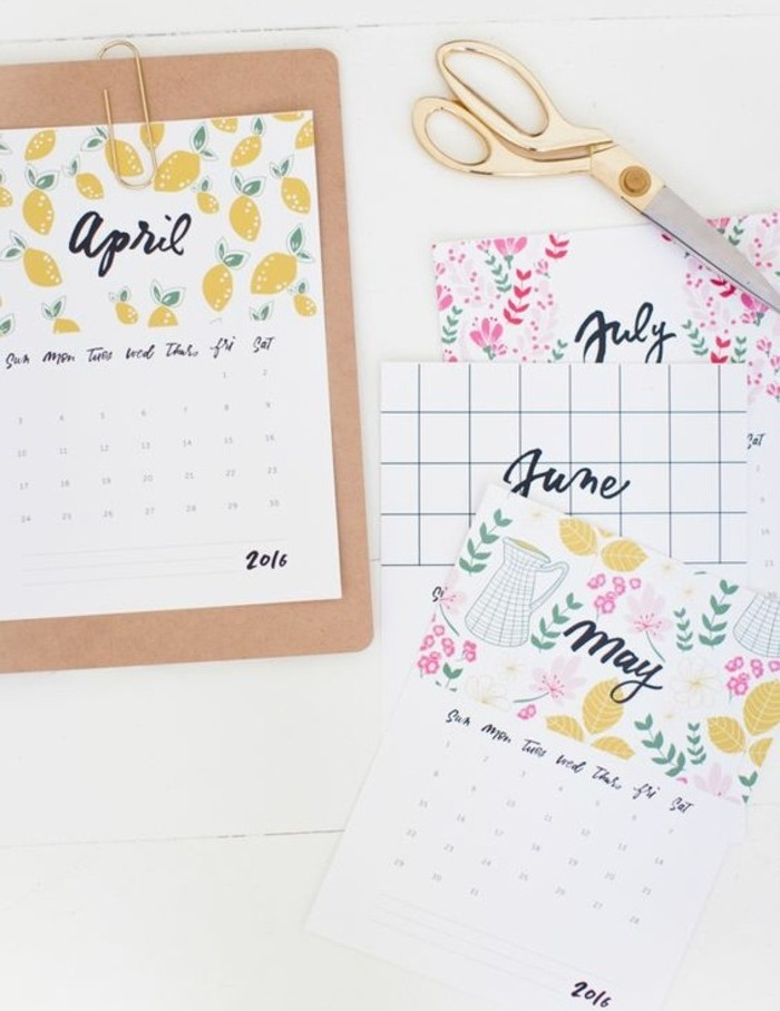 idee-superbe-de-calendrier-printable-a-inserer-dans-son-planner-diy-customiser-son-agenda-suggestion-sympa
