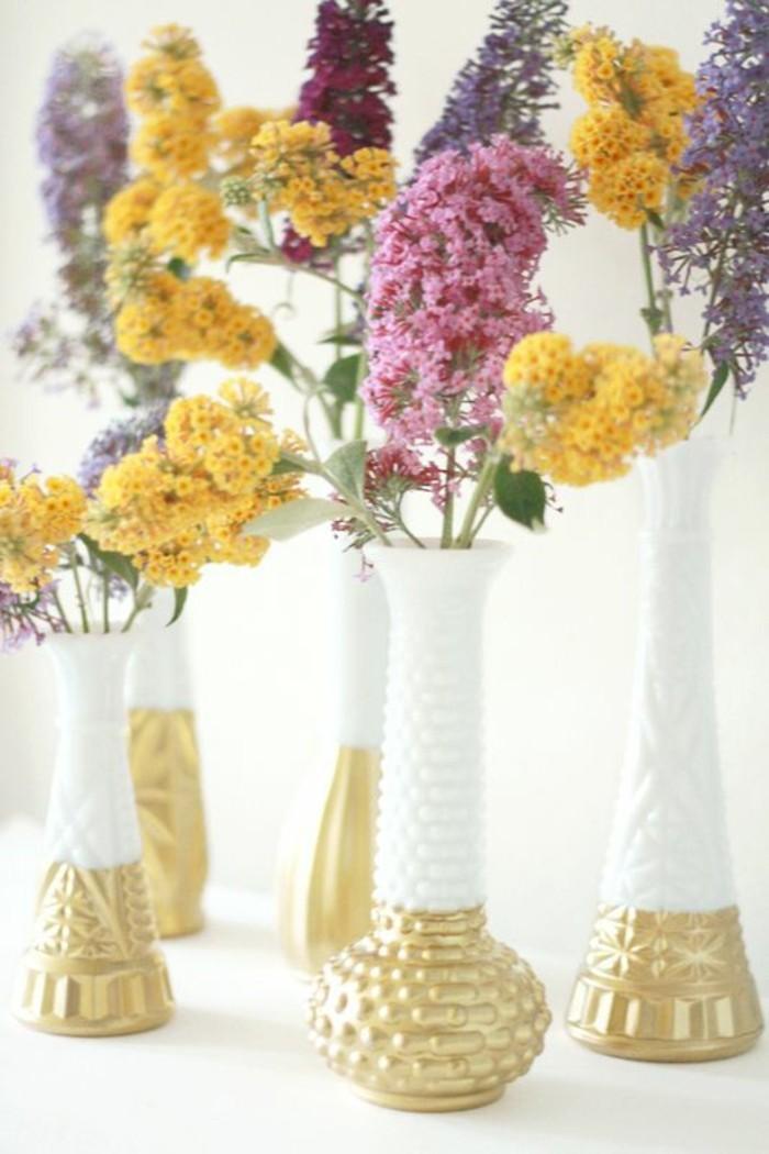 nos suggestions pour réaliser un vase soliflore original et pas