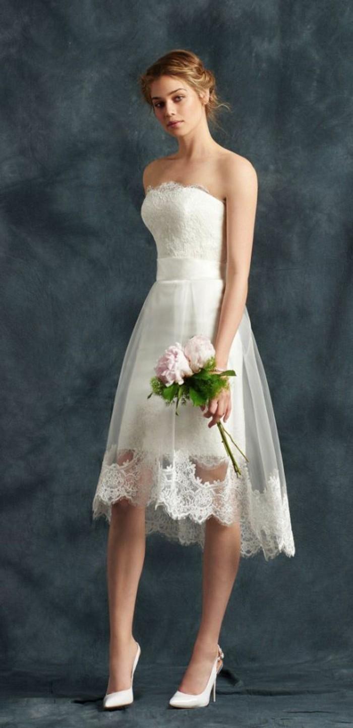 jolie-robe-de-fiancaille-courte-robe-de-mariage-civil-courte
