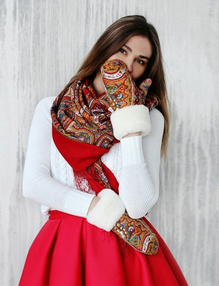 Jolie russe