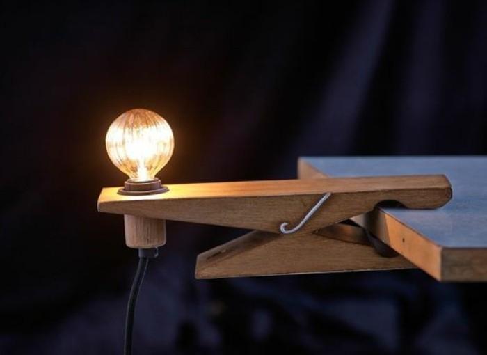 la lampe pince en 45 photos d couvrez l 39 clairage pratique. Black Bedroom Furniture Sets. Home Design Ideas