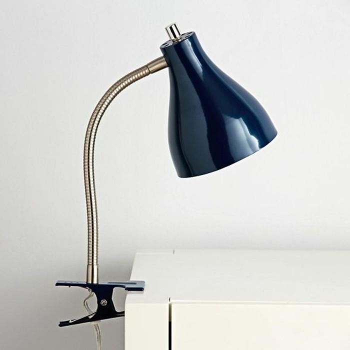 lampe-de-travail-lampe-bleue-bras-flexible-jolie-lampe-de-bureau