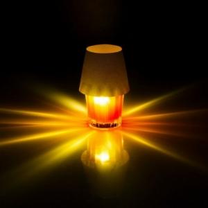 9 propositions pour surprendre vos amis avec une lampe originale