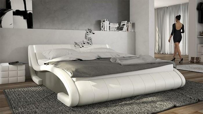 Les nouvelles tendances pour les chambres coucher du for Lit pour chambre a coucher