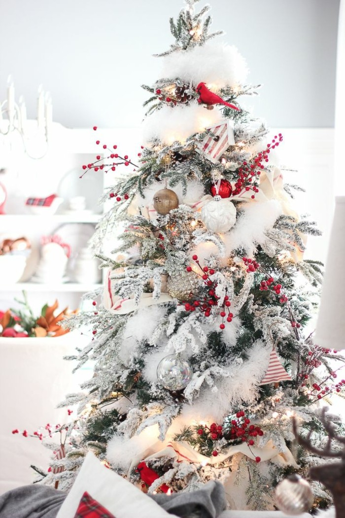Id Ef Bf Bde Decoration De Noel Sur Le Sapin