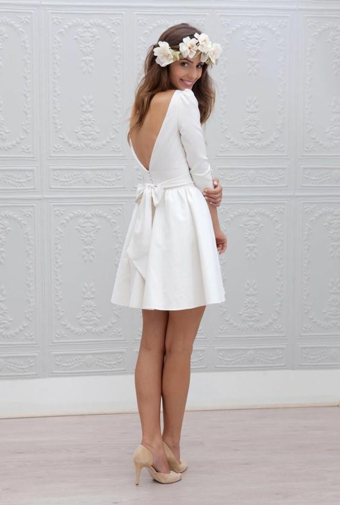 magnifique-robe-de-mariee-courte-et-longue-photo-mariee-elegance