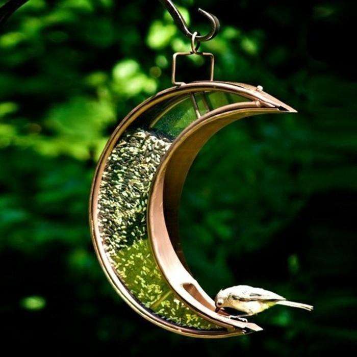 mangeoire-pour-oiseaux-imitation-lune-faucille-en-metal