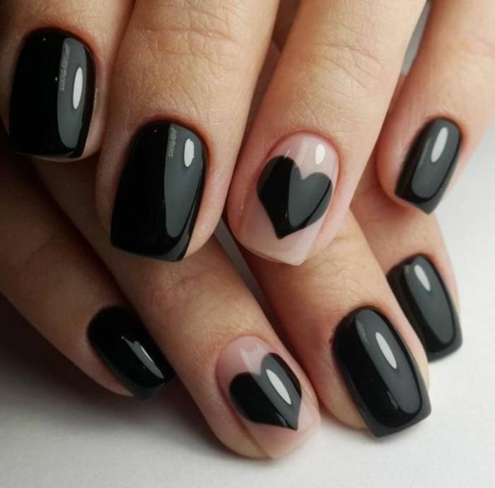 Manucure facile en 5 minutes 70 id es pour chaque jour - Dessin ongle facile faire sois meme ...