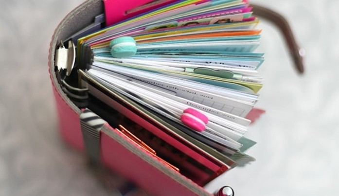 marque-pages-personnalises-et-originaux-idee-comment-decorer-son-agenda-scolaire