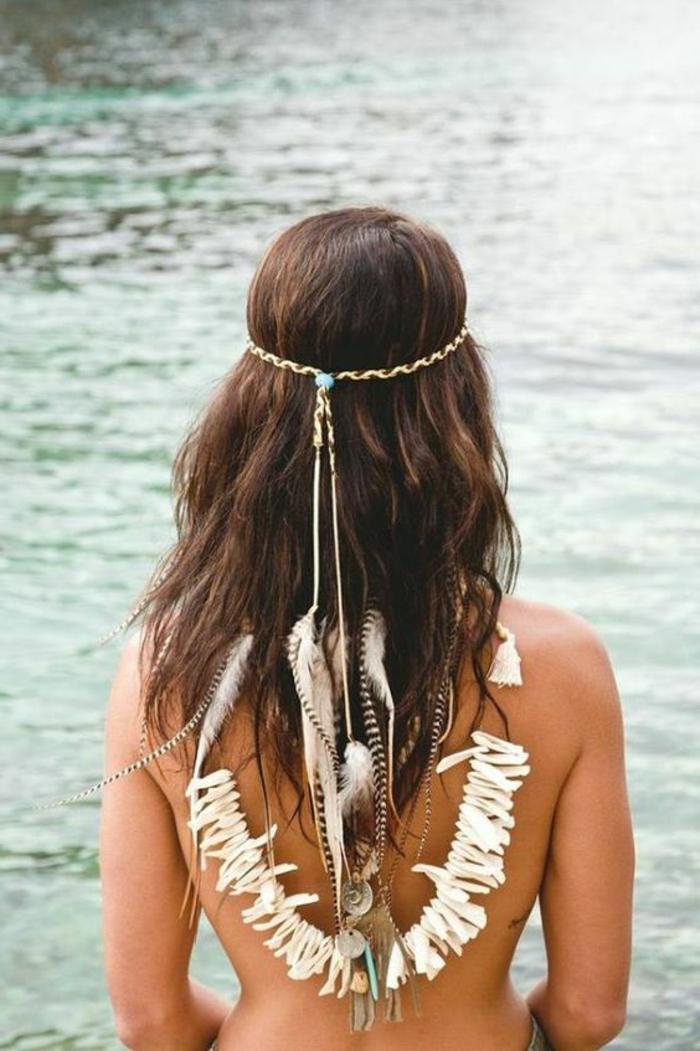 meche-plume-en-blanc-lac-collier-sauvage