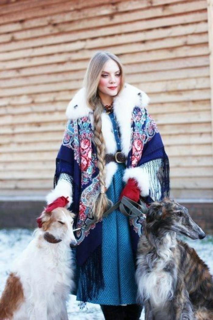 Le foulard russe \u2013 un accessoire intemporel au grand charme