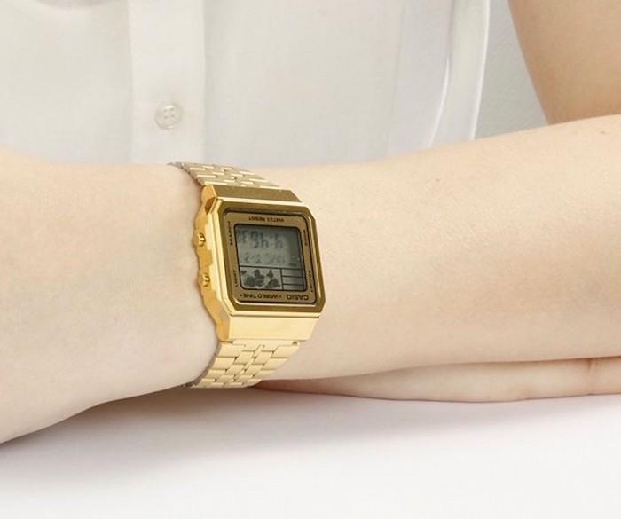 montre-casio-femme-vintage-vintage-or-a168