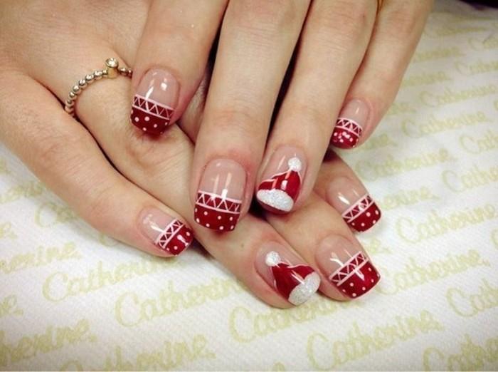 nail-art-original-nail-art-christmas-nail-art-de-noel-rouge-et-blanc