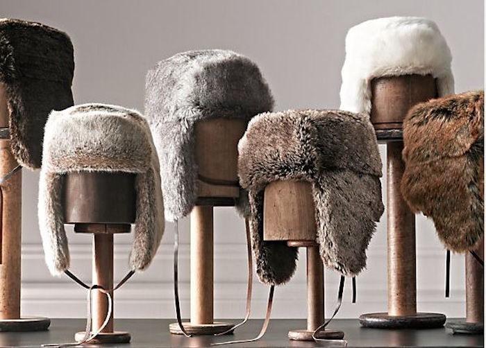ouchanka-chapeau-fourrure-laine-lapin-bonnet-russe-chapka-communiste