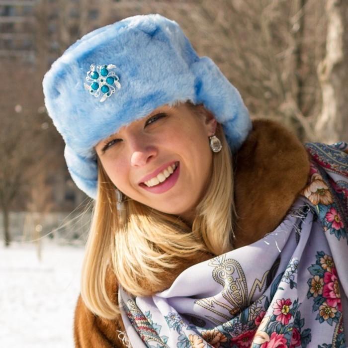 ouchanka-russe-chapeau-chapka-femme-fourrure-bleu-bonnet-russe-soviet