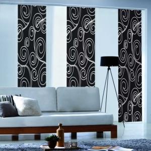 panneau japonais les mod les et les adresses avoir l 39 esprit. Black Bedroom Furniture Sets. Home Design Ideas