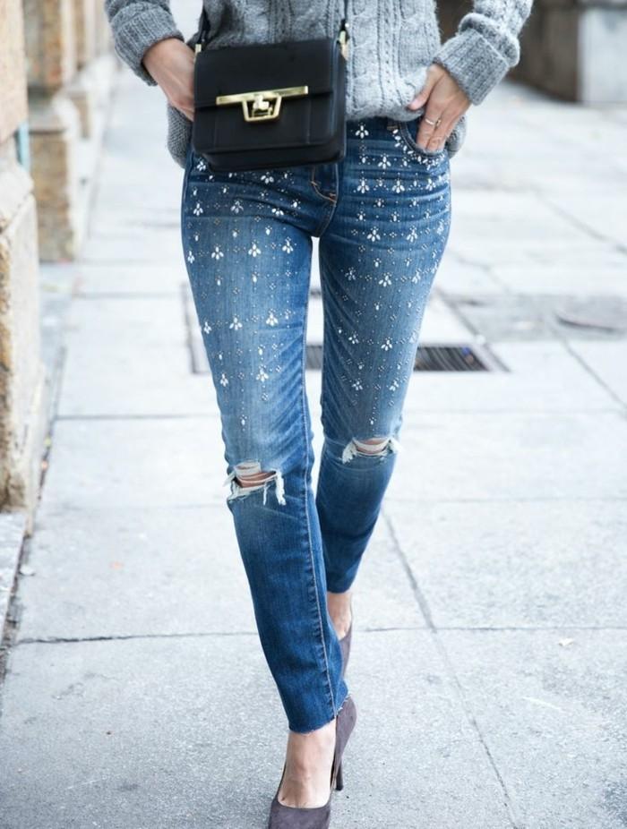 pantalon-dechire-decoration-feminine-en-perles-et-peinture-pour-tissu-effet-enneige-super-pour-lhiver