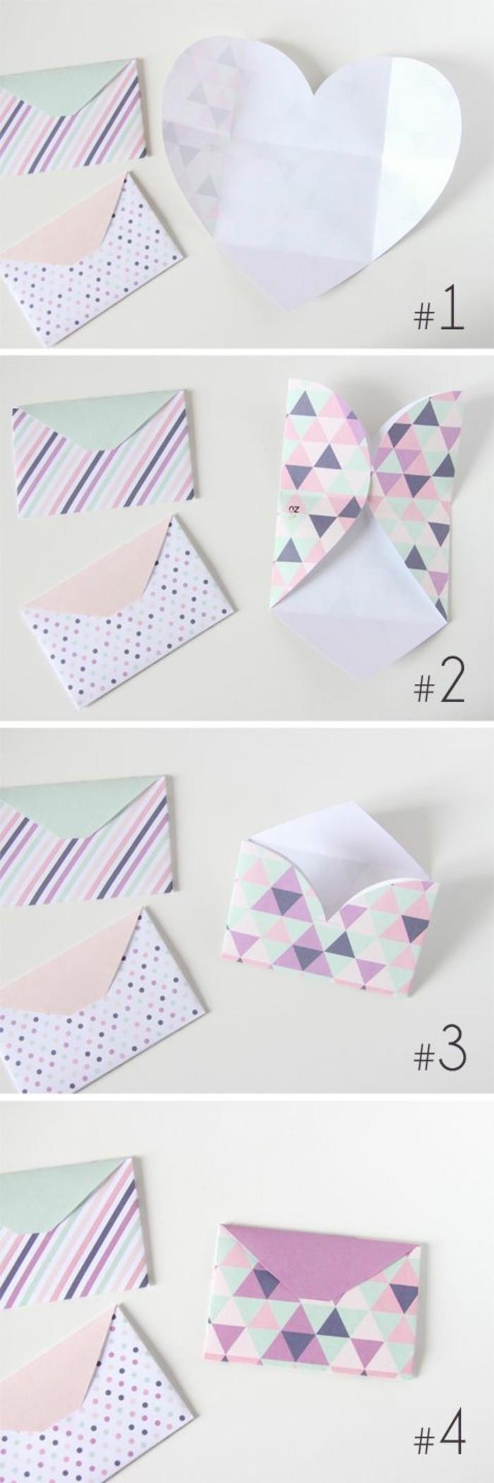 papier-en-forme-de-coeur-pour-fabriquer-une-enveloppe-originale-et-coloree-idee-pliage-enveloppe