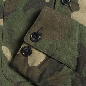 VESTE Militaire Homme – le camouflage dans la lumière