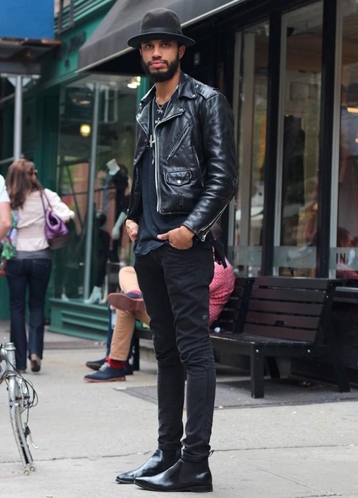 Blouson Perfecto Homme L 39 Enfant Terrible De La Mode