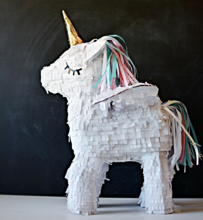 pinata licorne diy vq98 jornalagora. Black Bedroom Furniture Sets. Home Design Ideas