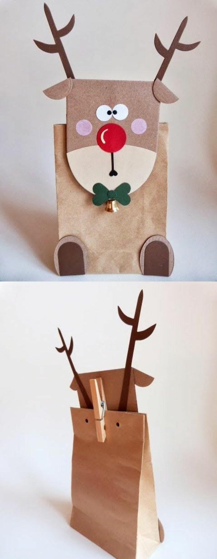 projet-diy-renne-en-sachet-papier-recycle
