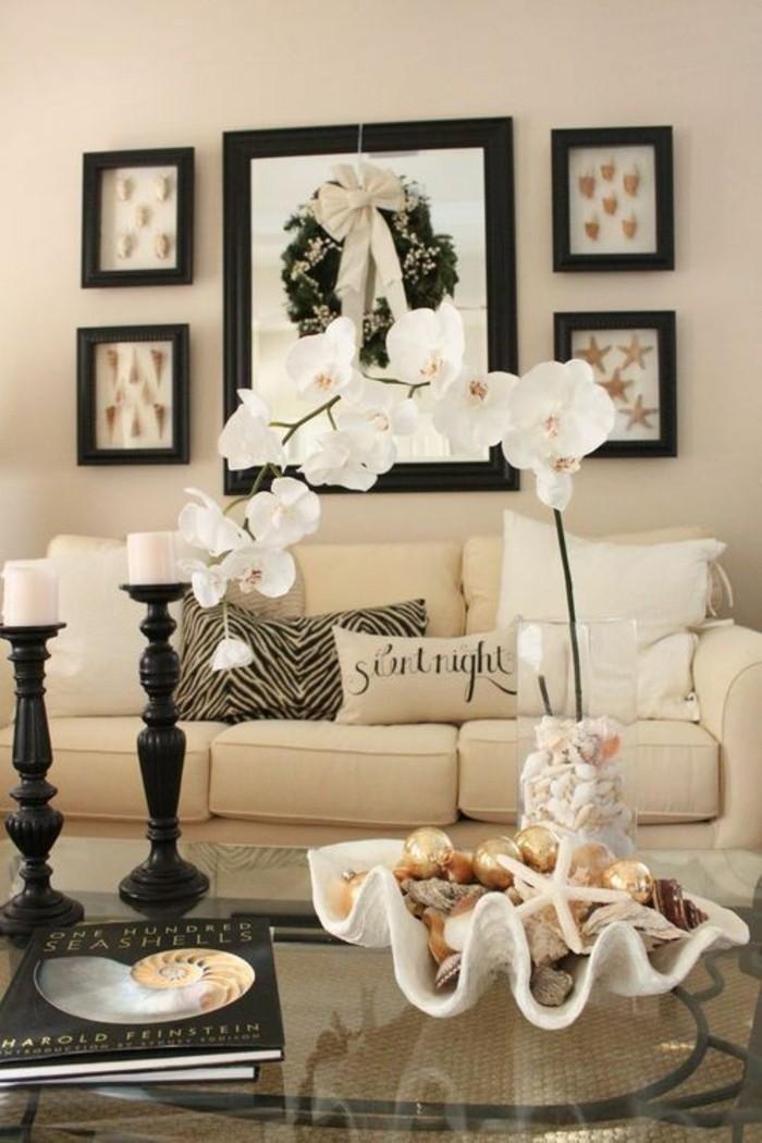 que-faire-avec-des-coquillages-decoration-simple-chambre-taupe