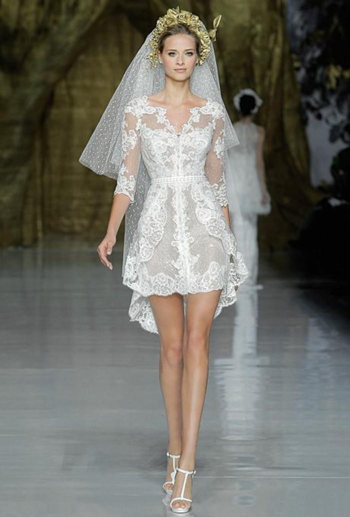 quelle-robe-courte-blanche-mariage-choisir-idee-jolie