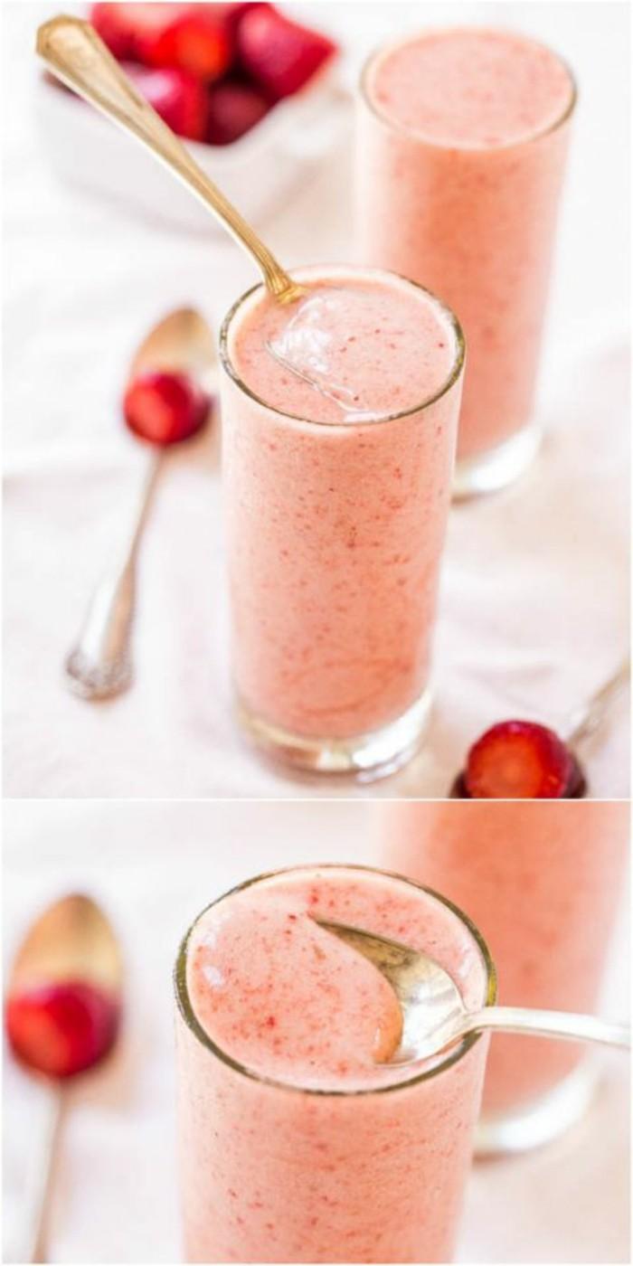 recette-de-smoothie-tres-facile-a-realiser-smoothie-aux-fraises